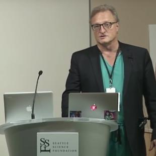 Seattle Science Foundation Presentation by Jens Chapman, MD
