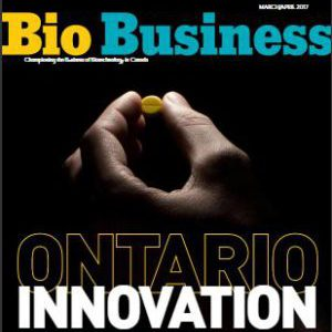 Bio Business features Synaptive's technology in Ontario Life Sciences edition