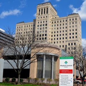 Allegheny General Hospital Neurosurgeons First in Pennsylvania to Use Groundbreaking Robotic Surgery System